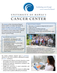UH Cancer Center Highlights
