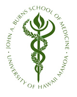 John A. Burns School of Medicine logo