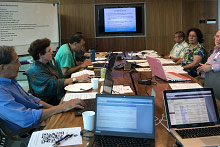 Protocol Review and Monitoring System Committee meeting